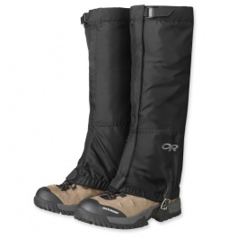 Гетры Outdoor Research Rocky Mountain High Gaiters | Black | Вид 1