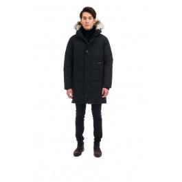 Куртка OSC NEVLUK | Orca Black | Вид спереди