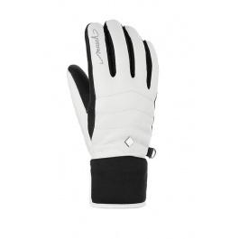 Перчатки мужские Reusch REUSCH Thais | White/Black | Вид 1