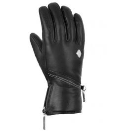 Перчатки женские Reusch REUSCH Camila | Black/Silver | Вид 1