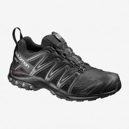 Кроссовки Salomon Xa Pro 3D Gtx® | Black/Magnet | Вид 1