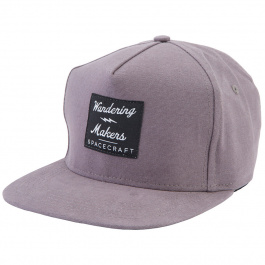 Кепка SpaceCraft Wandering Makers Snapback | Grey | Вид 1