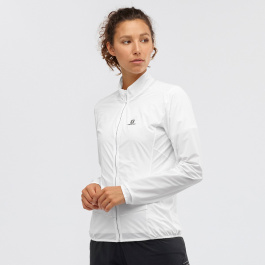 Куртка женская Salomon SENSE JACKET W | White | Вид 1