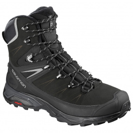 Ботинки Salomon X ULTRA WINTER CS WP 2 | Black/Phantom/Monument | Вид 1