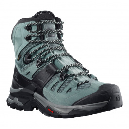 Ботинки женские Salomon QUEST 4 GTX W | Slate/Trooper/Opal | Вид 1