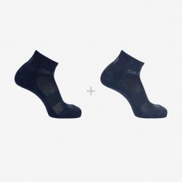 Носки Salomon EVASION 2-PACK | Mood indigo/Dark denim | Вид 1