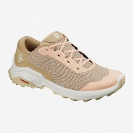 Кроссовки женские Salomon X REVEAL W | Bellini/Safari/Bleached sand | Вид 1