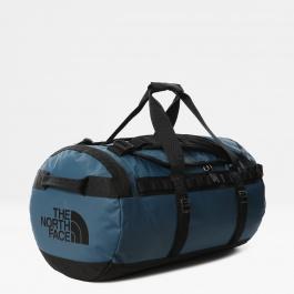 Сумка дорожная The North Face BASE CAMP DUFFEL - M | Monterey Blue/TNF Black | Вид 1