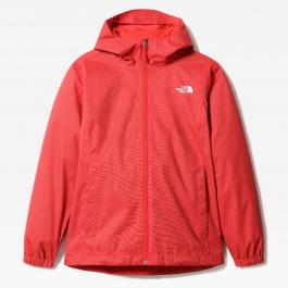 Куртка женская The North Face W QUEST JACKET   Horizon Red Heather   Вид 1