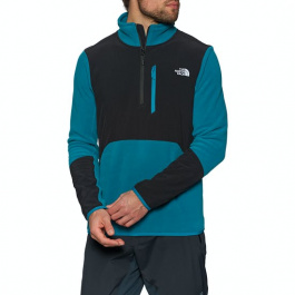 Куртка мужская The North Face M GLACIER PRO FZ | Moroccan Blue/TNF Black | Вид 1