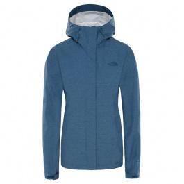 Куртка женская The North Face W VENTURE 2 JACKET | Blue Wing Teal Heather | Вид 1
