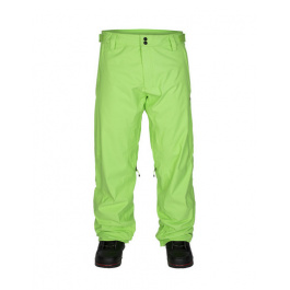 Брюки Zimtstern Snow Pant Typer Men | Lime | Вид спереди