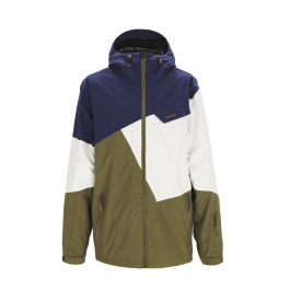 Куртка Zimtstern Snow Jacket Gates Men | Olive | Вид спереди