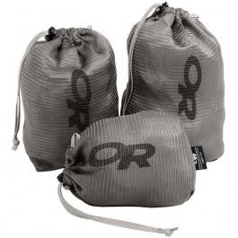 Набор мешков Outdoor Research Mesh Ditty Sacks (Set Of 3) | Dark Grey | Вид 1