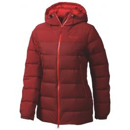 Куртка женская Marmot Wm's Mountain Down Jacket | Dark Crimson | Вид 1